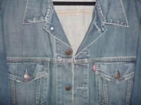 mens Levi Trucker Jacket XL