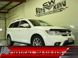 2012 Dodge Journey R/T / Low Kms / All Wheel Drive / Financing