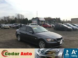 2007 BMW 3 Series 328i - Managers Special - WAS $11988 London Ontario image 1