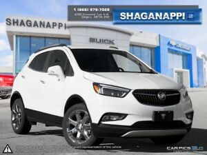 2017 Buick Encore Essence. Leather, sunroof and more...
