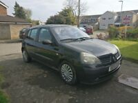 2004 Renault Clio Auto 1.4