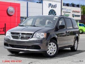 2017 Dodge Grand Caravan Brand New SXT, Full Stow N Go Only $24,