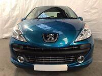 2008 Peugeot 207 1.4 m:play Hatchback 5dr *** Long MOT ***