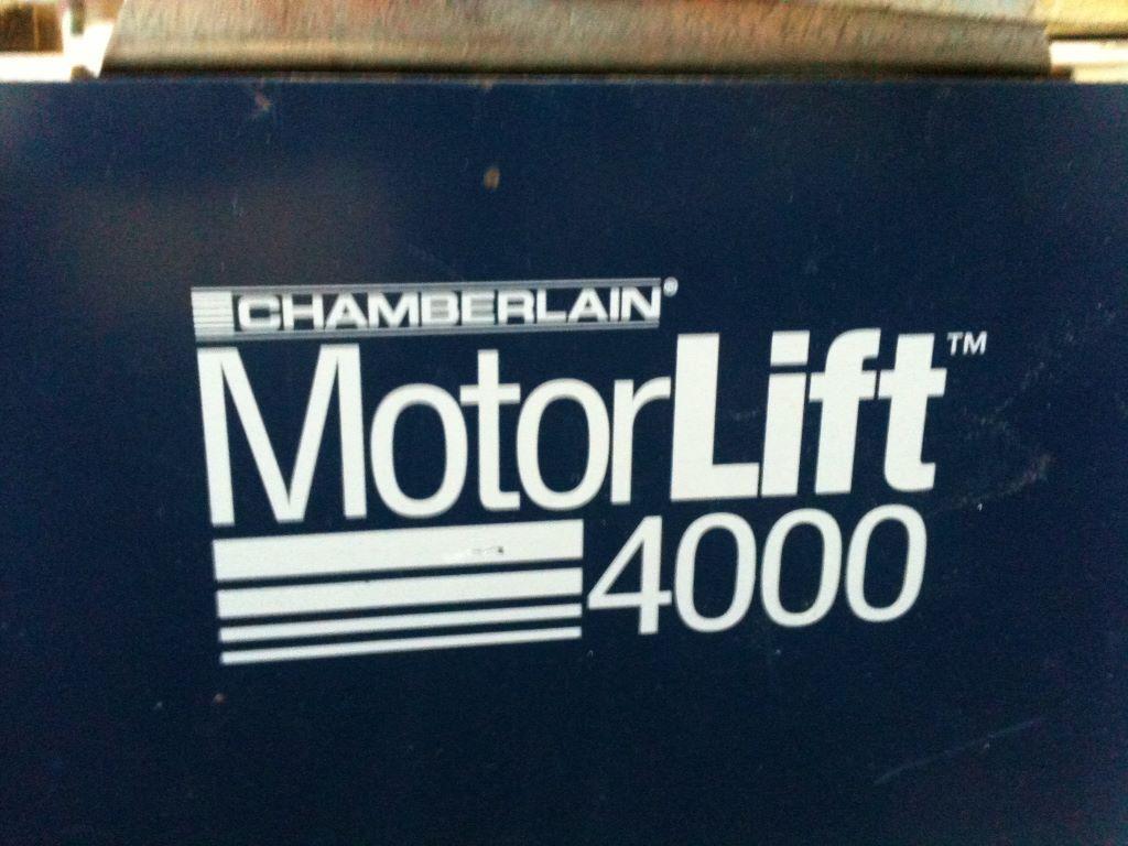 chamberlain motorlift 4000 garage opener arm adapter 2
