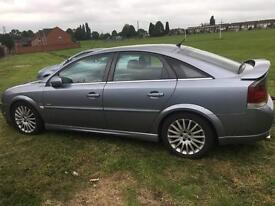 VAUXHALL VECTRA SRI TURBO EDITION 100 2003 180 bhp.RARE CAR 200 EVER MADE.