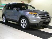 2011 Ford Explorer LIMITED 7PASS AWD CUIR TOIT NAV MAGS