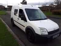 Ford transit conect lwb high top