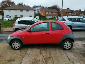 LONG MOT Ford, KA, Hatchback, 2004, Manual, 1297 (cc), 3 doors