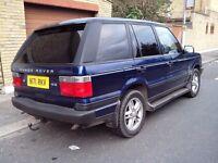 1995 RANGE ROVER P38 4.0 SE AUTO (not bmw, audi, mercedes, vw, vauxhall)