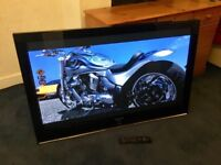 SAMSUNG 50 INCH FULL HD 1080P PLASMA TV WITH DIGITAL FREEVIEW BUILT IN.