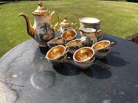 Porcelain tea / coffee set 1960's
