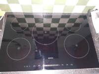 Siemens 5 Burner induction hob