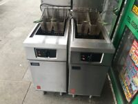 FALCON FILTRATION GAS FRYER CATERING COMMERCIAL CAFE KEBAB CHICKEN EQUIPMENT RESTAURANT FAST FOOD
