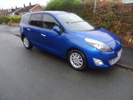 Renault Grand Scenic For Sale (1.5 dCi 110 Privilege TomTom 5dr)