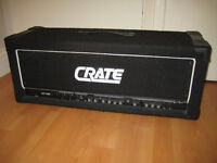 Crate GX-130C guitar amp head