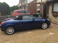 For sale, very super and looked after TOYOTA mr2, mk3 for sale. 51 plate.