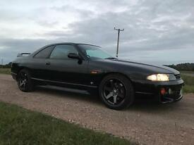Nissan skyline 2.5 GTST Turbo 1996 Spec 2