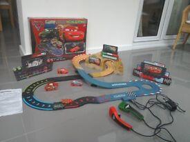 Scalextric - Disney Cars 2