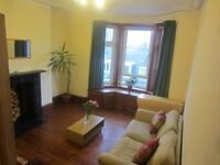 Lovely 2 bedroom flat. Near Aberdeen University: Erskine St. Sunny and freshly painted.