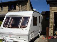 Swift Milano Caravan For Sale in Bingley