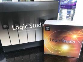 Logic 8 and Upgrade to Logic 9