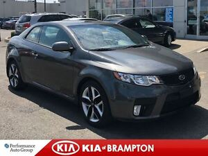 2013 Kia FORTE KOUP SX LEATHER KOUPE SUNROOF BLUETOOTH!!