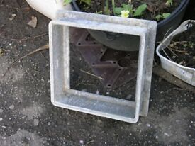 Galvanised Steel Brickwork Opening Weymouth Free local delivery