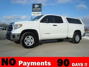 2015 Toyota Tundra SR5 4x4 *Leer Cap Included*