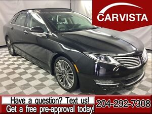 2013 Lincoln MKZ AWD -NAV/SUNROOF-