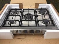 Double oven & hob