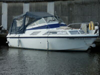 Fairline Holiday Mk II 'Little Legs' Boat / Motor Cruiser Located in Brundall, Norfolk.