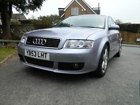 Audi A4 1.8T ( needs attention)