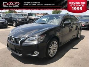 2013 Lexus GS 350 AWD NAVIGATION/LEATHER/SUNROOF