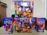 SPICE GIRLS EASTER EGGS AND CHOCOLATES