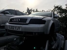 AUDI A4 TDI SE 2002- FOR PARTS ONLY