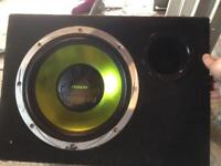 Fusion 300w subwoofer