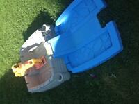 Little Tikes sandbox