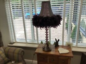 Tall Table lamp Large