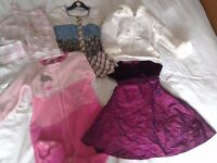 18-23 mnths girls clothes bundle inc beautiful party dress