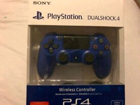 Ps4 wireless dual shock controller