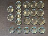 Free Glass Jars (various)
