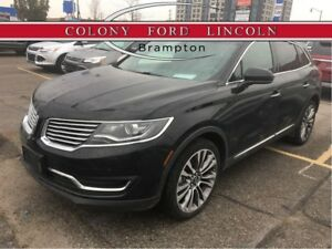 2016 Lincoln MKX 0.9% FINANCE AVAIL, WARRANTY UP TO 160, 000KM'S