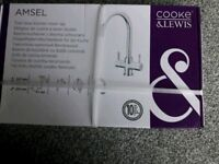 Amsel kitchen mixer tap