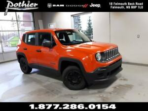 2015 Jeep Renegade Sport | REAR CAMERA | HEATED MIRRORS | KEYLES