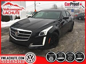 2014 Cadillac CTS 4 TURBO+2.0L+AWDR+8 MAGS ET PNEUS+56, 600KM+
