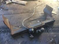 Ford transit towbar, year 2000