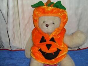 Pumpkin Halloween Costume