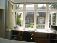 One double bedroom flat in Victorian house, Chiswick, Turnham Green, W4