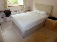 Double bed divan