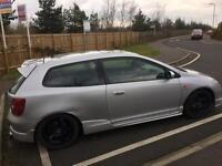 Honda Civic EP2 1.6 (Type R Replica)